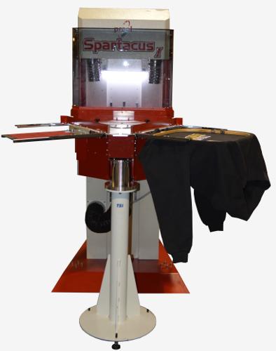 Spartacus Laser Machine