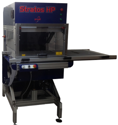 Stratos HP Laser Machine