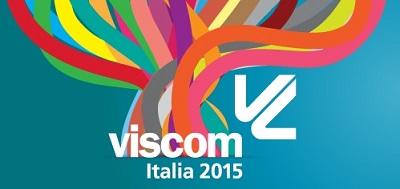 Viscom 2015 logo