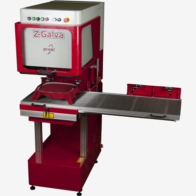 Z-GALVA Laser Machine