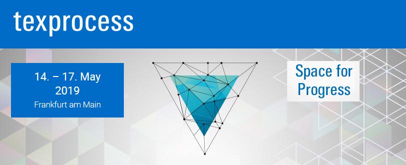 Texprocess 2019 logo