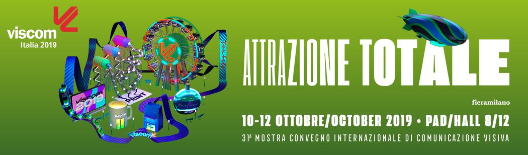 Viscom 2019 Milano